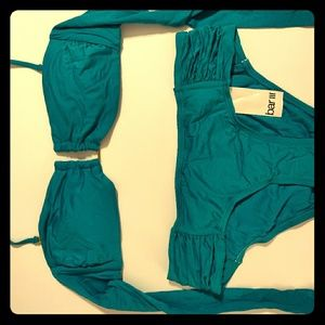 NWT Bar III Bikini Set - MSRP $88